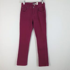 NWT The Children's Place Skinny Corduroy Pants 14